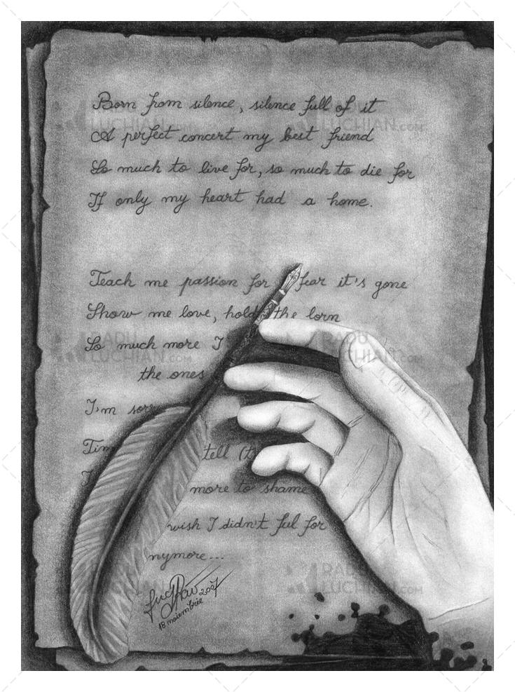 Dead boy's poem