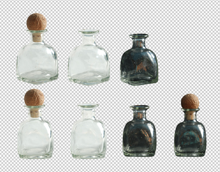 precut-image-small-glass-bottle