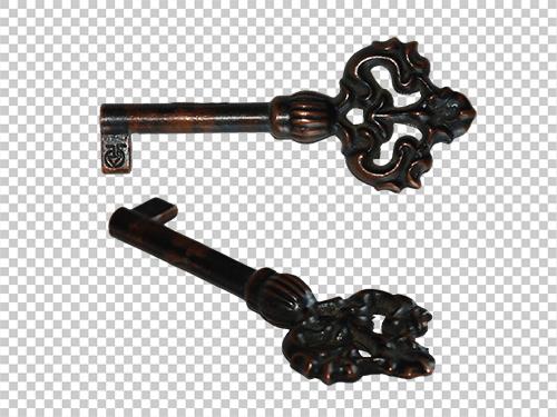 Victorian key