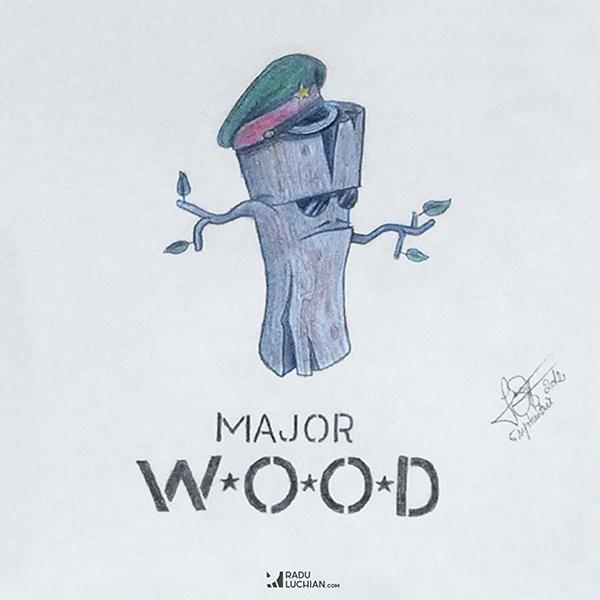 Major W*O*O*D